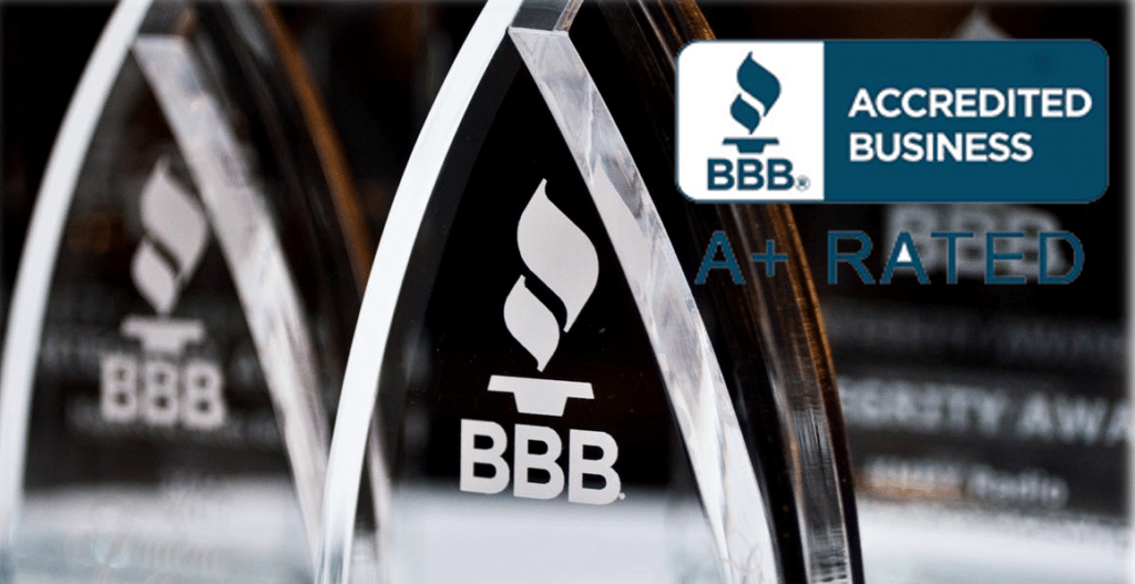 Tree Service Arborist - Better Business Bureau Awards Winner